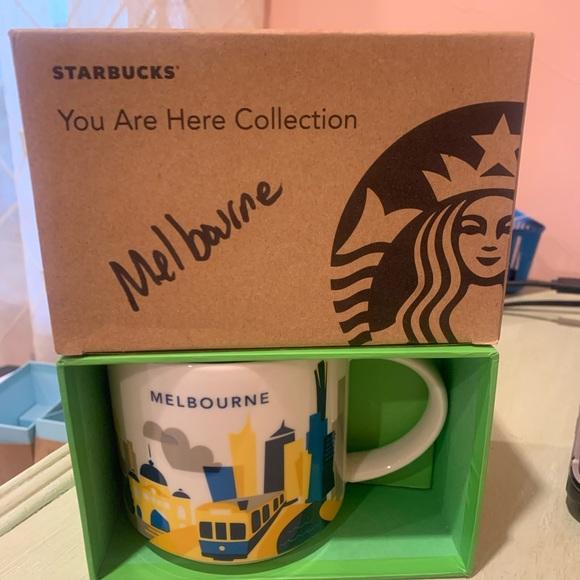 Starbucks Melbourne Australia You Are Here Series
